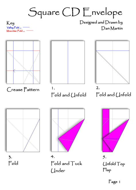 pattern for cd envelope cd square envelope page