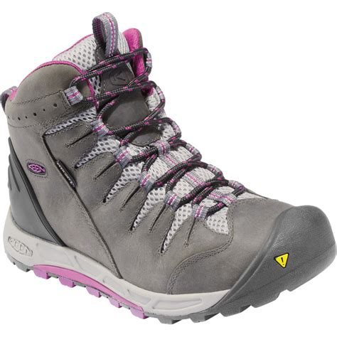 womans hiking boots keen bryce mid wp hiking shoe s backcountry