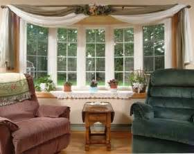 use bow window treatments to improve home ambience big bow window philadelphia by blinds amp designs