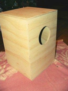 Akustik Drum Box Cajon how to make your own caj 243 n box drum drums make your and acoustic