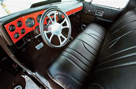 1975 Chevy Truck Interior by 301 Moved Permanently