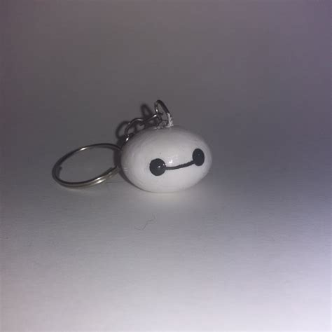 baymax head wallpaper baymax head keyring by luan crafts on deviantart