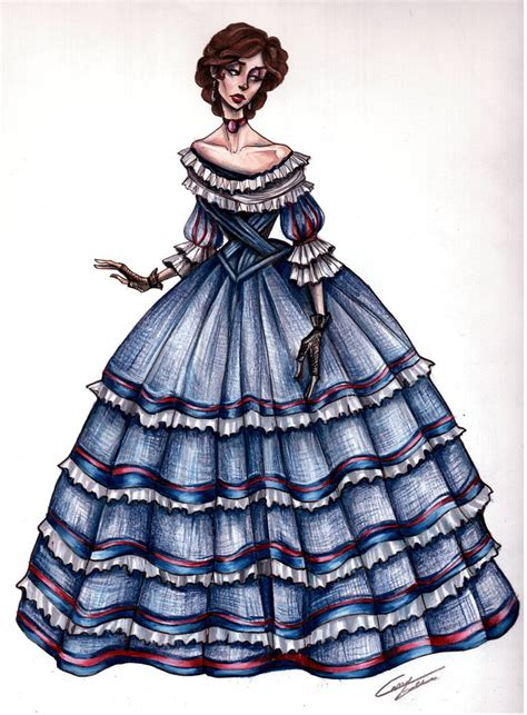 idesign styles victorian style 1860s christine gown by muirin007 on deviantart