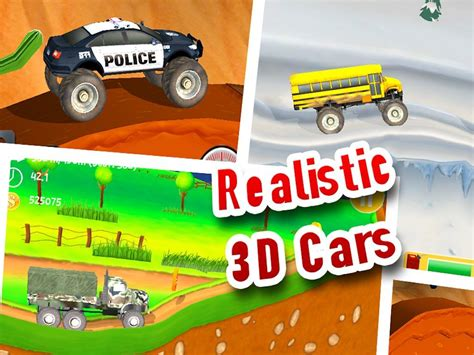 monster truck 3d racing monster truck racing 3d android apps on google play