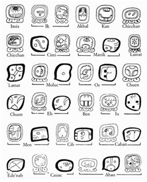 imagenes de jeroglíficos olmecas la ciencia y tecnologia de las culturas mesoamericanas