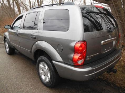 auto air conditioning service 2005 dodge durango seat position control find used 2005 dodge durango slt 4x4 4door 3rows seats 4 7liter 8cyl w airconditioning in sussex