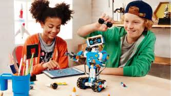The move follows the success of lego s mindstorms robotics kits which