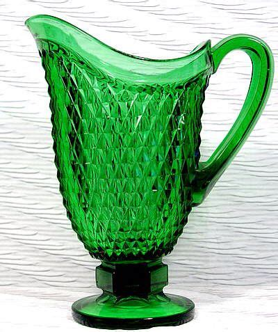 lime green kitchen canisters thirdbio com 187 best images about dark green depression glass on