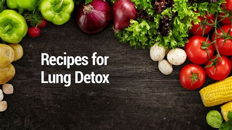 Lung Detox Diet by 1000 Ideas About Lung Detox On After Quitting