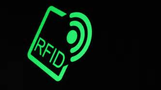 Radio Frequency Logos Blue Rfid Logo The Eu Wide Rfid Logo To Show To The Consumer