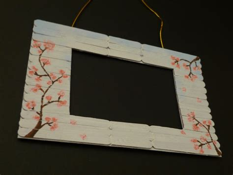 Handmade Craft Work - fiona s creative corner photo frame kiddie work