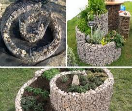 Over 25 stone and wire mesh projects recycled crafts