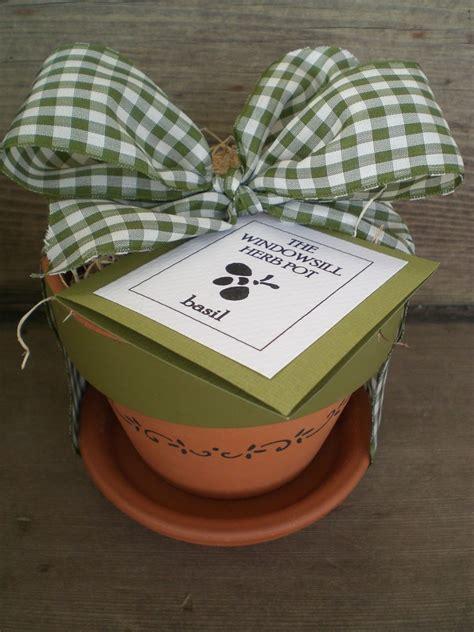 windowsill herb garden kit the windowsill herb pot flower garden kit by bunnie