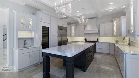 kitchen island from cabinets white kitchen cabinets with a grey island omega