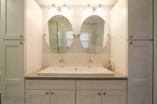 cool white shaker bathroom vanity on all rooms bath photos