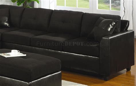 microfiber contemporary sofa 20 choices of black microfiber sectional sofas sofa ideas