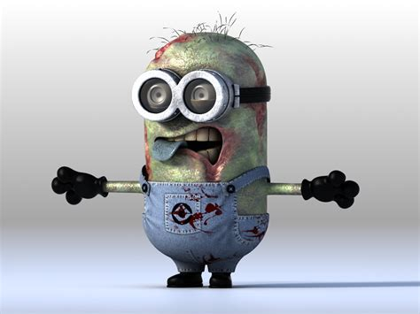 imagenes de minions zombies zombie render 3 zombie minions cg gallery computer