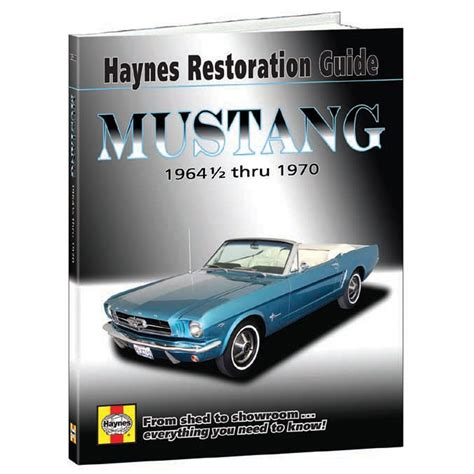 best auto repair manual 1983 ford mustang parental controls mustang book haynes restoration guide for 1964 1 2 1970 mustangs