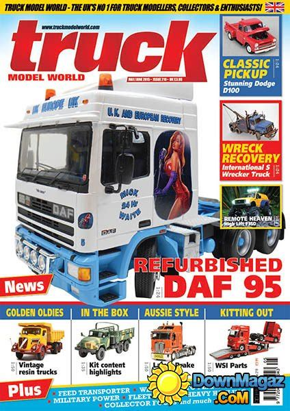 Kaos Fitness World Graphic 7 truck model world may june 2015 187 pdf magazines