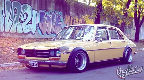 peugeot 504 tuning peugeot 504 xse 1976 lownwide tuning modified youtube
