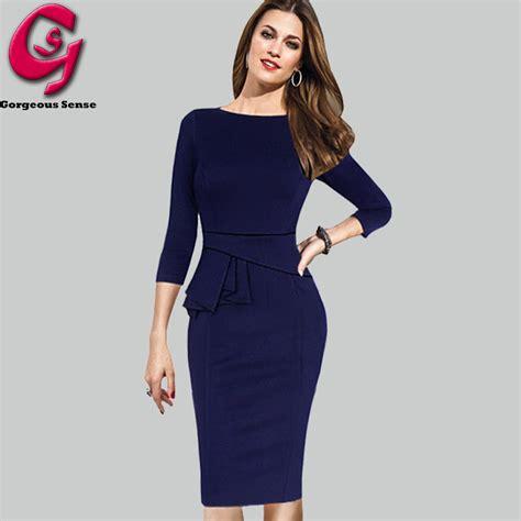 aliexpress buy 2015 fashion office dress