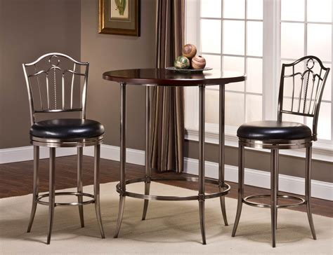 Counter Height Bistro Table Small Counter Height Dining Set Awe Bistro Table Sets Cherry Pub Tables U0026 Sets Wayfair