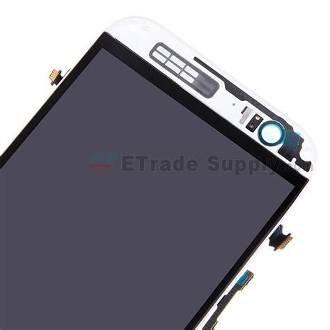 Lcd Htc M8 htc one m8 lcd screen and digitizer assembly with front cover etrade supply