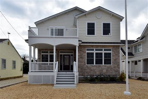 crown homes a local nj shore builder is honored with custom modular beach style home builders ocean county