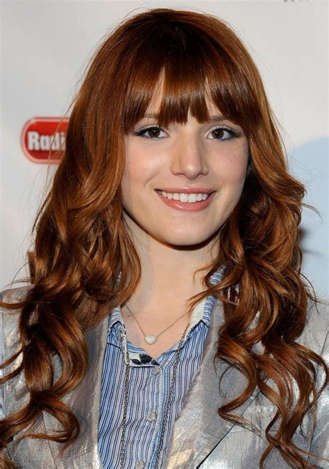 hairstyles with bangs and curls 36 bella thorne hairstyles bella thorne hair pictures