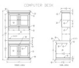 Corner Computer Desk Plans Free Corner Computer Desk Plans Woodworking Wood