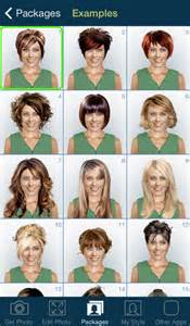 hairstyles makeover app search