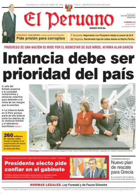 el trome diario peruano peri 243 dico el peruano per 250 peri 243 dicos de per 250 edici 243 n