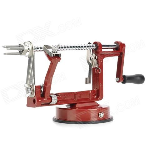 Fast Peleers 0808 operated fast fruit peeler corer slicer