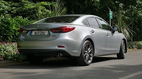 mazda 6 review mazda 6 platinum review carzone car review