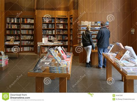 book store editorial photography image 45407297