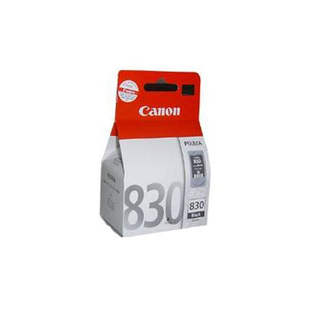 Canon Pg 830 Cartridge duta sarana computer cartridge canon buble jet pg 830 black