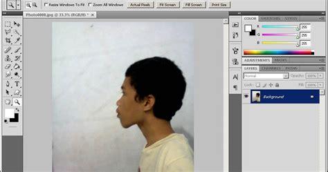 cara membuat foto menjadi anime di photoshop cs youtube cara mengubah foto menjadi siluet di photoshop choliq