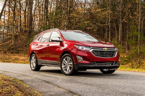 first chevy first drive 2018 chevrolet equinox
