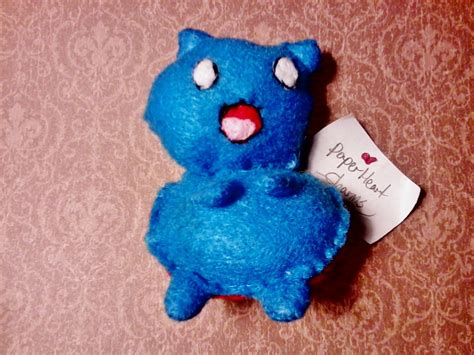 catbug pillow pet catbug plushie by paperheartcharms on deviantart