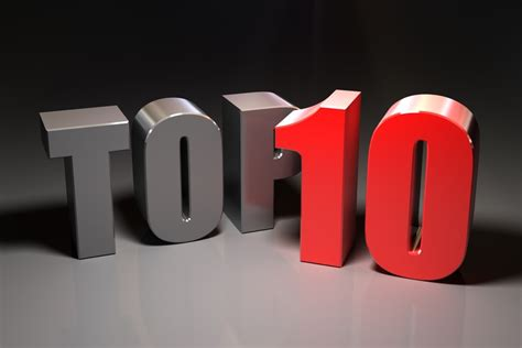 What Are The Top 10 - top 10 posts pe hub