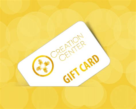 Gift Card Center - creation center gift card creationcenter org