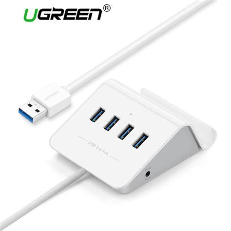 Usb Hub Power Adaptor Harga aliexpress buy ugreen usb hub 4 port speed usb