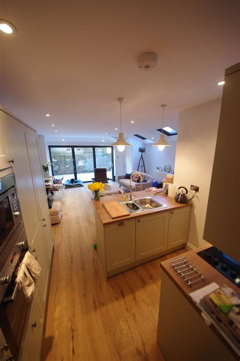 Kitchen Extension Company Simon Sw11 Side And Rear Kitchen Extension The