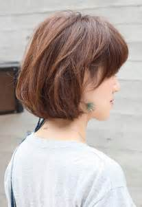 side view of blended wedge haircut 31 best images about hairstyles on pinterest short wedge