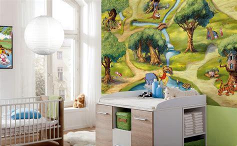 babyzimmer gestalten disney winni pooh kinderzimmer bei hornbach
