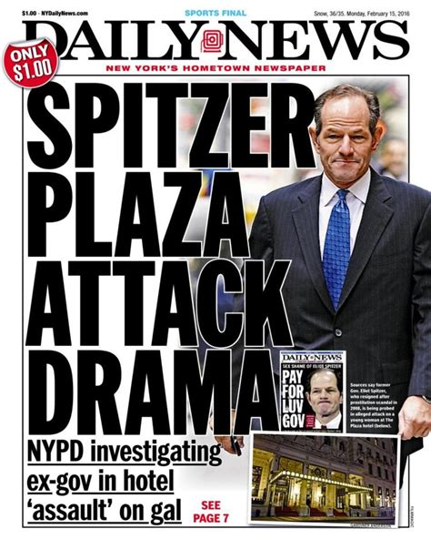Cover Call In Nyc by Spitzer Blackmailer Unleashes Details In New Court