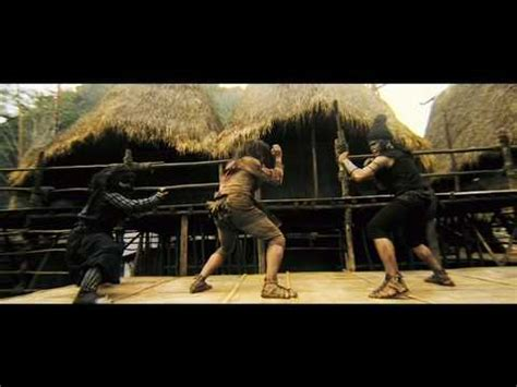 ong bak 2 review with exclusive video previews quickie review ong bak 2 mecha guignol