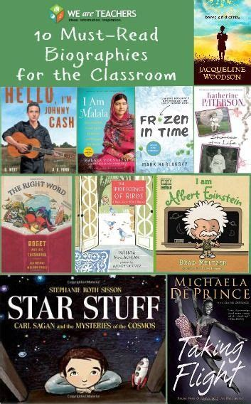 biography books for middle school 1000 images about books we love on pinterest summer