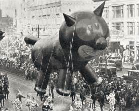 first thanksgiving wiki felix the cat macy s thanksgiving day parade wiki