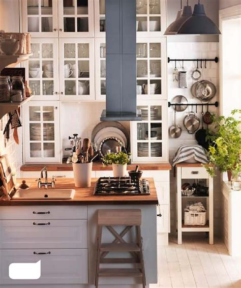 small ikea kitchen ideas grandes ideas para decorar cocinas peque 241 as